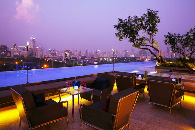 Sofitel So Bangkok - Pool Water Club