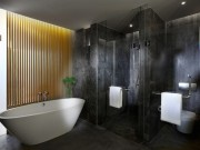 Wood Element Bathroom