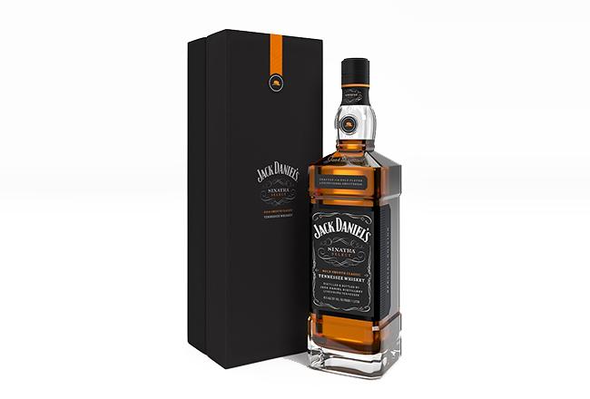 Jack Daniel's Sinsatra Select Titelbild