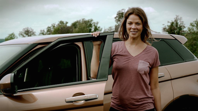 Land Rover - Jessica Schwarz