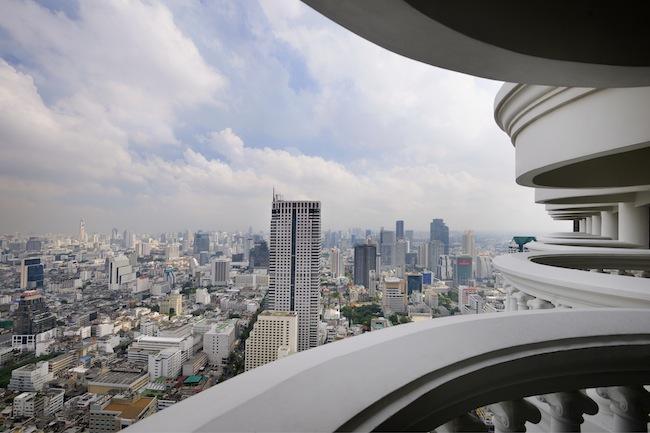 Tower Club Suite - Balkon City View