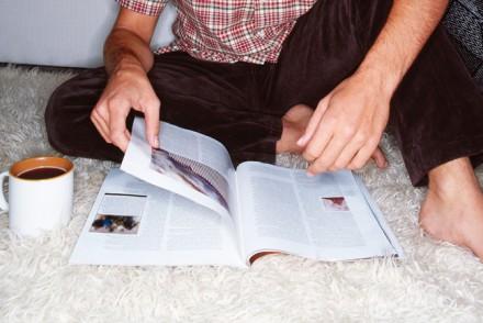 Männer Modemagazine