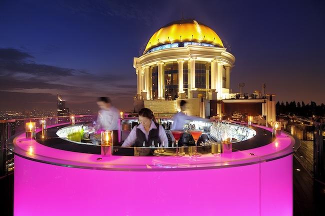 The Dome - Restaurants und Bars