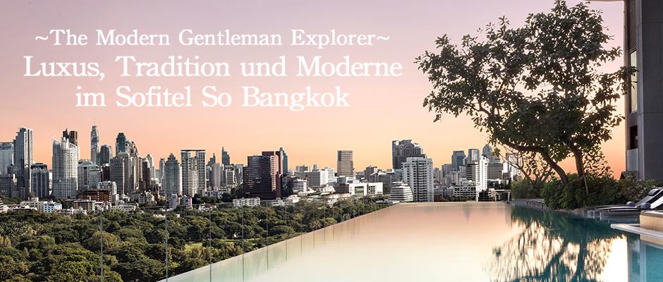 Sofitel So Bangkok – Designerhotel mit 5 Elementen