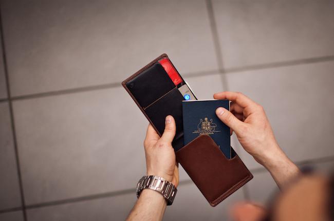 Travel Wallet - Reisepass