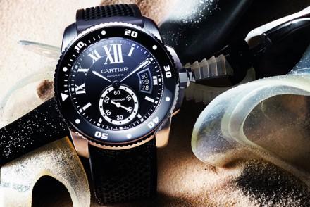 Calibre de Cartier - Diver