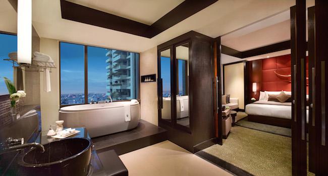 Banyan Tree - Club Bathroom