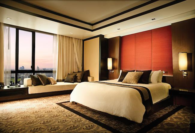 Banyan Tree Club Bedroom