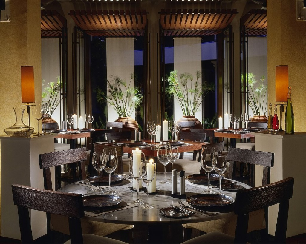 Four Seasons Bangkok - Biscotti Restaurant