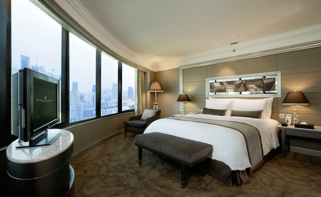 Corner Suite - InterContinental Bangkok