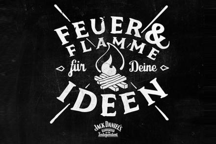 Feuer und Flamme - Jack Daniel`s