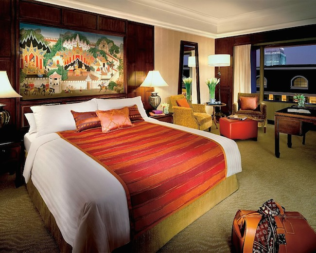 Four Seasons Bangkok - Deluxe Guest Room