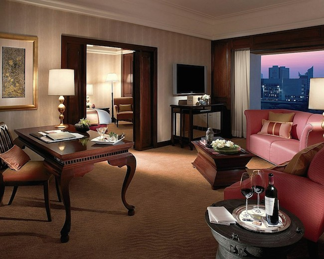 Four Seasons Bangkok - Executive Suite