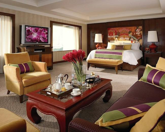 Four Seasons Bangkok - Junior Suite