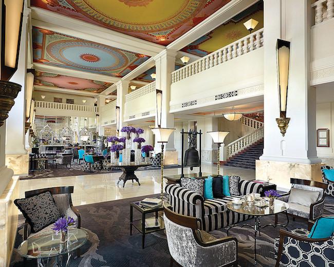 Four Seasons Bangkok - Lobby