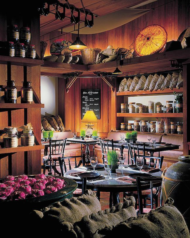 Four Seasons Bangkok - Spice Market