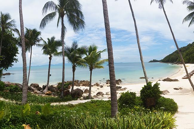 Four Seasons Koh Samui - Beach