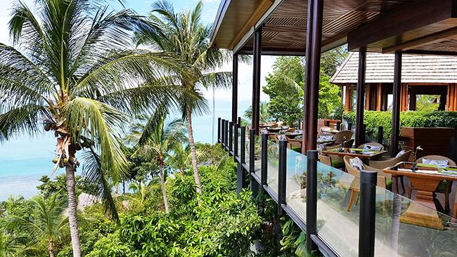 Four Seasons Koh Samui - Thai Restaurant