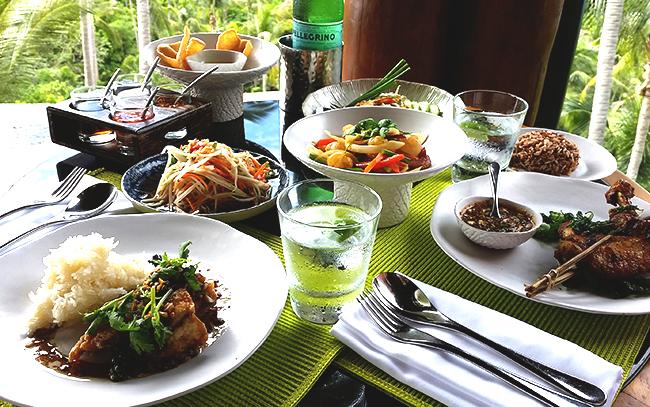 Four Seasons Koh Samui - Thai Food
