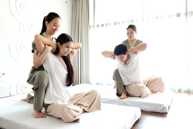 InterContinental Bangkok - Thai Massage