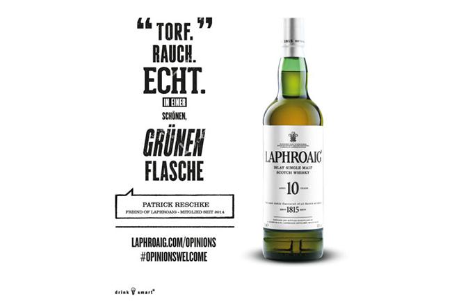 Laphroaig - Single Malt Whiskey