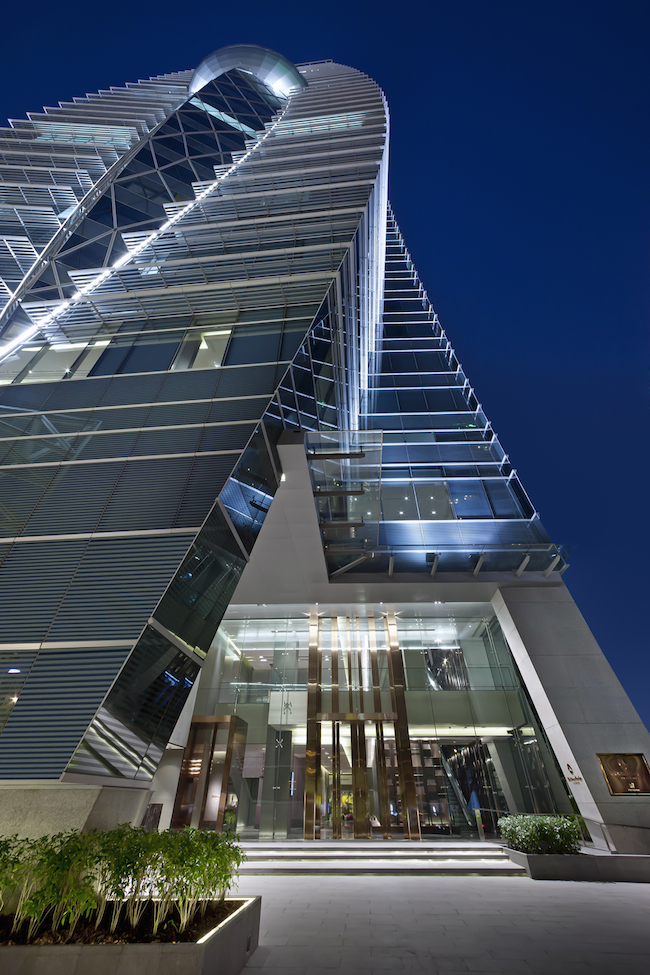 The Okura Prestige Bangkok - Architektur