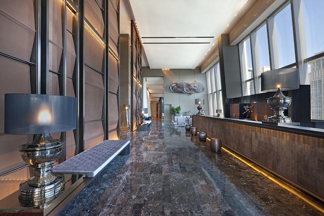 The Okura Prestige - Main Lobby