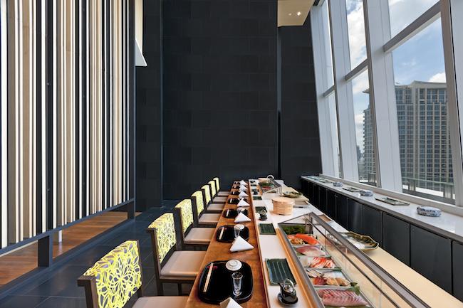Yamazato Restaurant im Okura Prestige