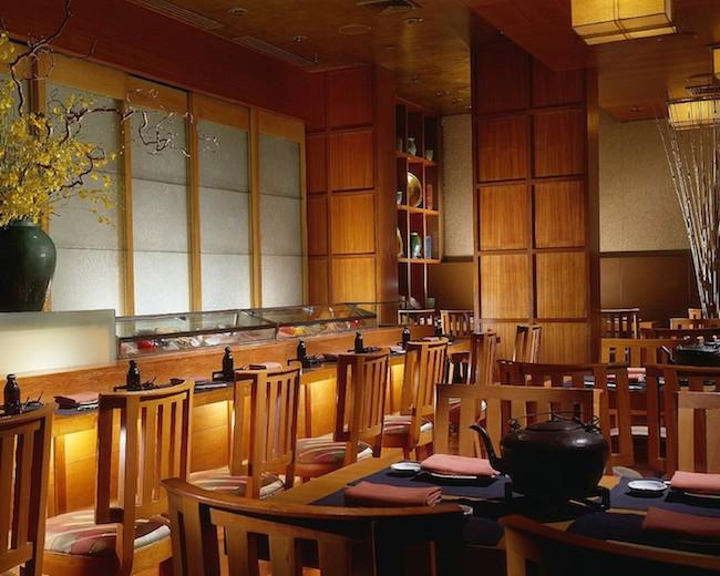 Four Seasons Bangkok - Shintaro Restaurant