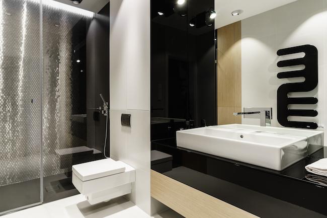 Singlewohnung / Appartment - Badezimmer