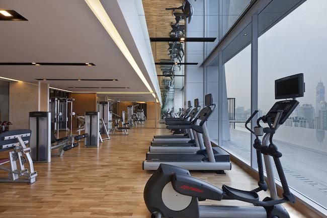 The Okura Prestige - Fitnessstudio