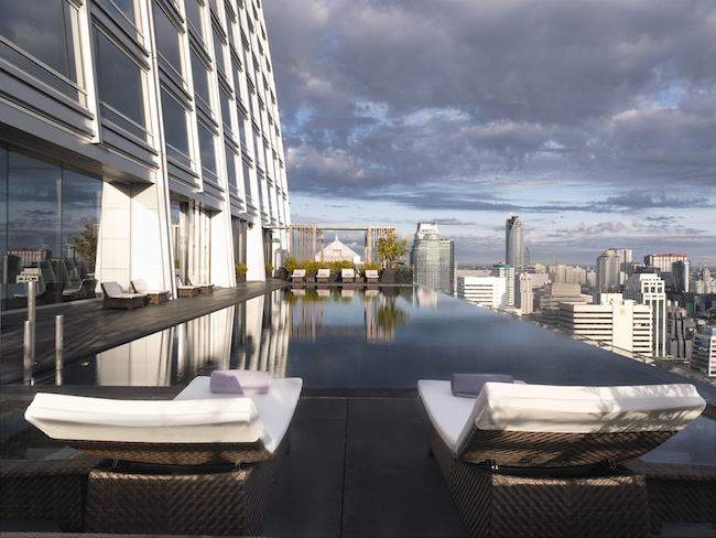 The Okura Prestige Bangkok - Pool