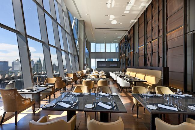 Up&Above Restaurant