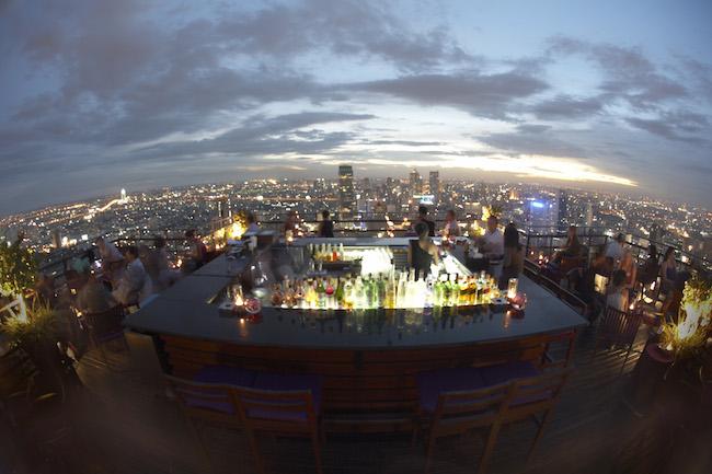 Banyan Tree Bangkok - Vertigo Moon Bar