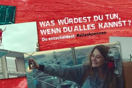 Vodafone Kampagne