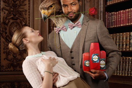 Old Spice - Hawk Head