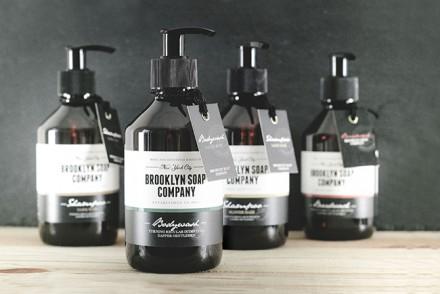 Brooklyn Soap Company - Pflegeserie für Männer