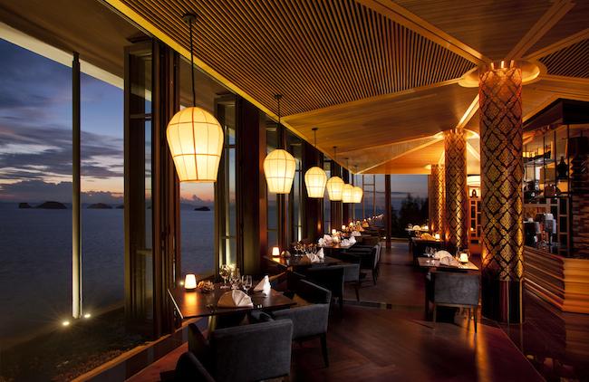 Conrad Koh Samui - Jahn Restaurant