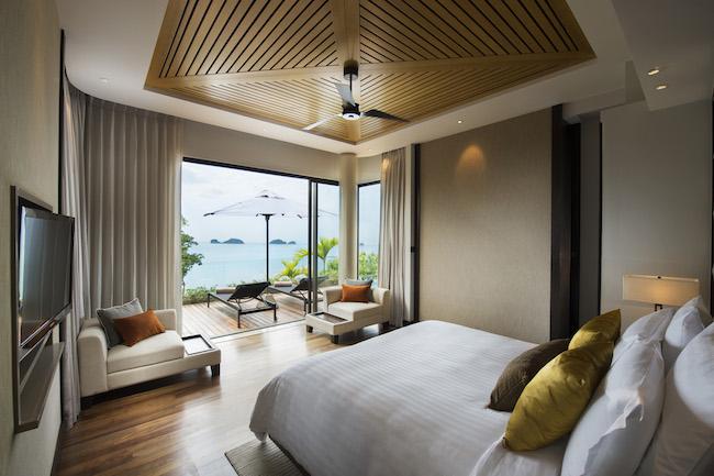 Conrad Koh Samui - Bedroom Suite 1