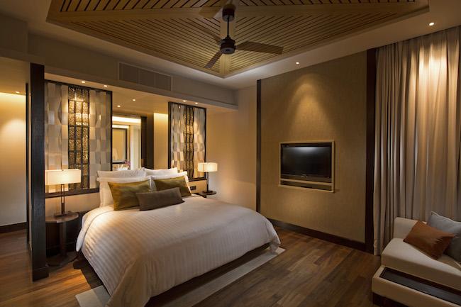 Conrad Koh Samui - Bedroom Suite 2