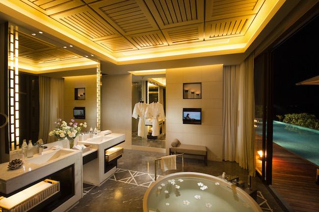 Conrad Koh Samui - Bathroom Master Bedroom