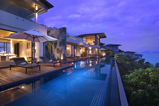 Conrad Koh Samui - 3 Bedroom Villa