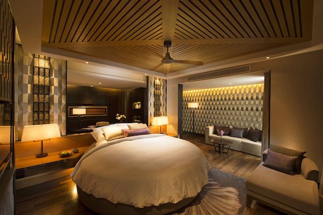 Conrad Koh Samui - Master Bedroom