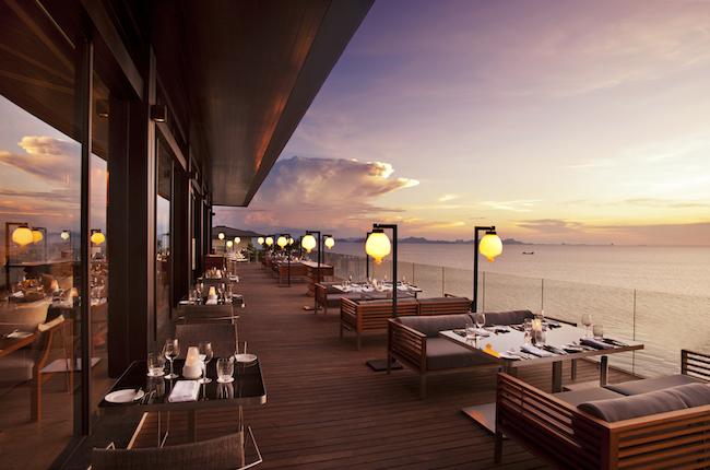 Conrad Koh Samui - Zest Terrasse