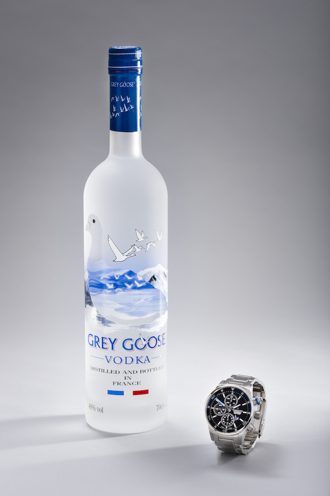 Grey Goose Vodka - Maurice Lacroix Chronograph