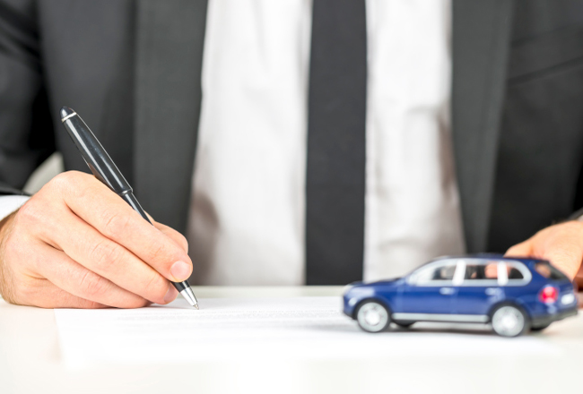KFZ-Versicherungsvergleich / Autoversicherung vergleichen