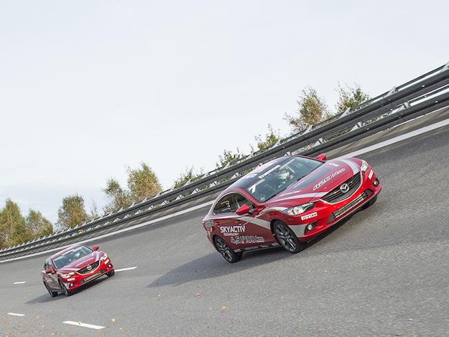 Mazda 6 - 24 Stunden Rennen