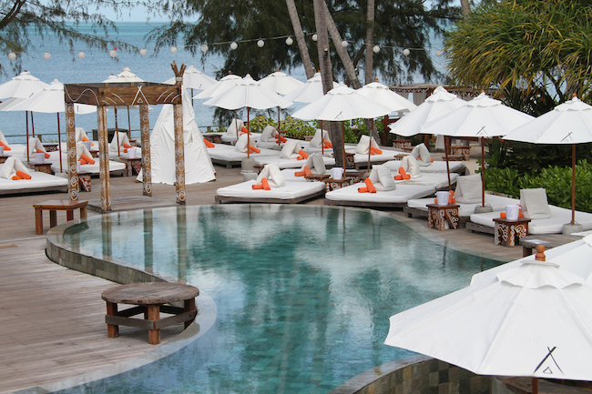 Nikki Beach Club Koh Samui