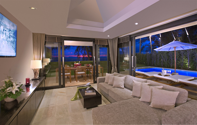 Nikki Beach - Living Room 2