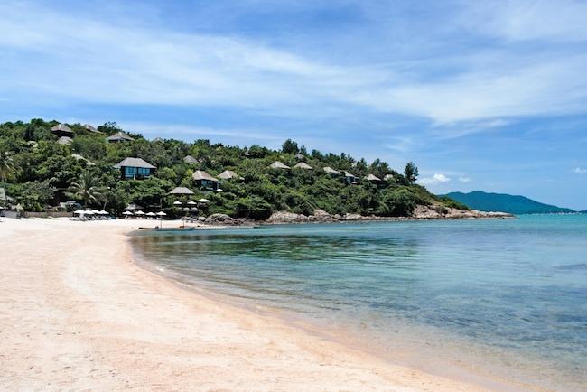 Six Senses Koh Samui - Beach
